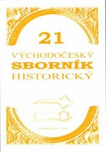 Východočeský sborník historický č. 21