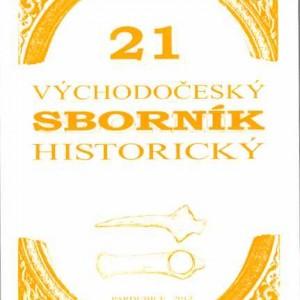 Východočeský sborník historický 21
